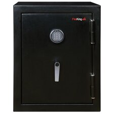 Fireproof Electronic Lock Commercial Safe 4.02CuFt
