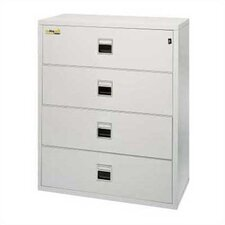 Fireproof 3-Drawer Lateral Signature File