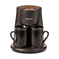 4 Piece 2-Serving Coffee Maker Set