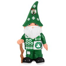 NBA Real Ugly Sweater Gnome Statue