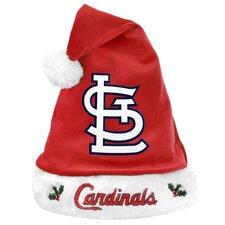 MLB St. Louis Cardinals Santa Hat