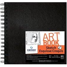 Wirebound Sketchbook