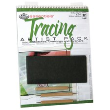 Essentials Artist Pack Paper and Media Tracing