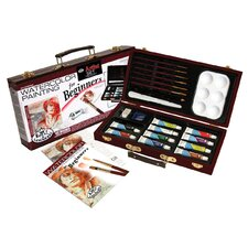 Watercolor Painting Beginner Box Set