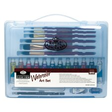 Essentials View Large Art Watercolor Painting Set