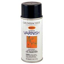 Damar Varnish Spray