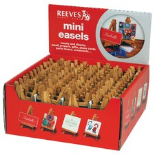 Mini Easel Counter Display