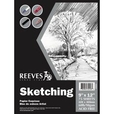 Sketching Pad (Set of 4)