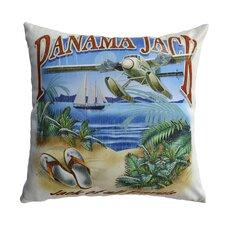 Jack Of All Travels Indoor/Outdoor Throw Pillow (Set of 6)