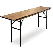ProRent Rectangular Folding Table (Set of 5)