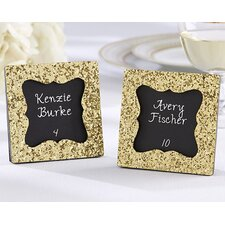 All that Glitters Glitter Picture Frame (Set of 15)