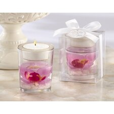 """Elegant Orchid"" Tealight Holder (Set of 10)"