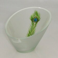 Peacock Series Candle Holder Vase