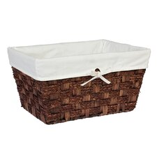Java Towel & Utility Storage Basket