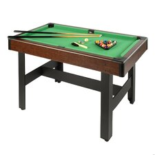 4' Billiards Pool Table