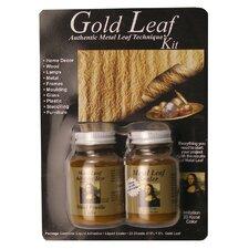 Mona Lisa Standard Metal Leaf Kits