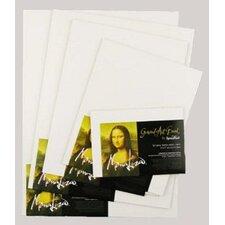 Mona Lisa Gessoed Art Board (Set of 2)