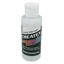 2 oz Med Opaque Base Airbrush Paint (Set of 3)