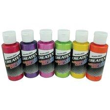 2 oz Pearlized Airbrush Paint Set