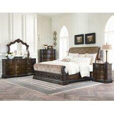 Pemberleigh Sleigh Customizable Bedroom Set