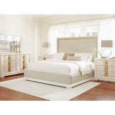 Tower Suite Upholstered Panel Customizable Bedroom Set