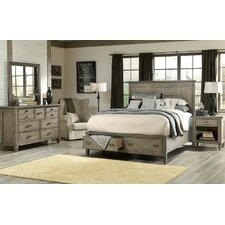 Brownstone Village Storage Panel Customizable Bedroom Set