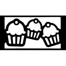 Cupcake Border Punch