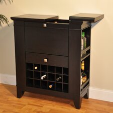 Gianna Spirit Bar with Wine Storage