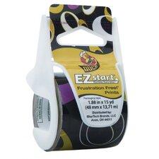 EZ Start Patterned Packing Tape