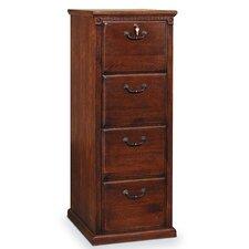 Huntington Oxford 4-Drawer Vertical File Cabinet