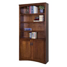 "Mission Pasadena 72"" Bookcase"