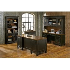 Hartford 5 Piece Standard Desk Office Suite