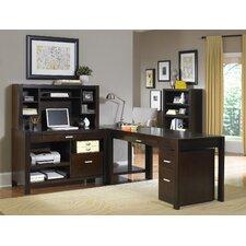 Carlton L-Shape Desk Office Suite