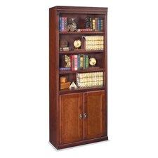 "Huntington Club Library 72"" Standard Bookcase"