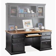 Southampton Onyx Computer Desk