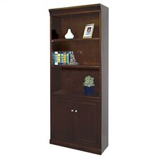 "Fulton Lower Door 72"" Standard Bookcase"