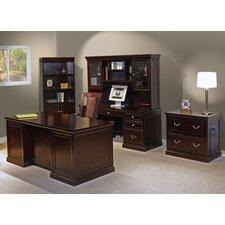 Fulton 5-Piece Standard Desk Office Suite