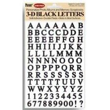 Letter Sticker (Set of 3)
