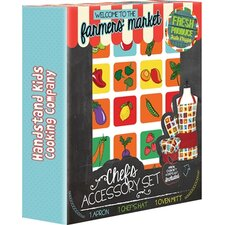 Farmers Market Chefs Accessory Gift Set