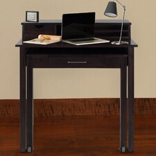 Roll Out Desk with Hutch