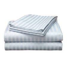 800 Thread Count Egyptian Cotton Stripe Pillow Cases (Set of 2)
