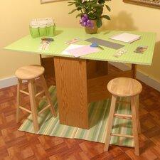 Pixie Drop Leaf Cutting Table