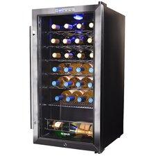 27 Bottle Single Zone Freestanding Wine Refrigerator