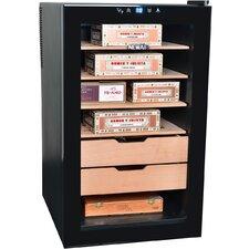 Cigar Freestanding Humidor Refrigerator
