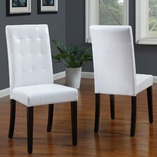 Urban Seating Parsons Chair II (Set of 2)