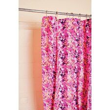 Botanical Cotton Shower Curtain (Set of 2)