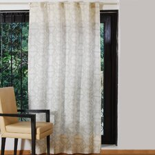Moroccan Single Curtain Panel