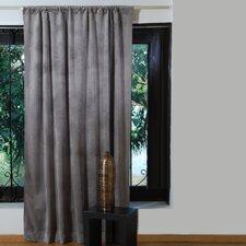 Luxe Plush Single Curtain Panel