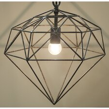 Perruzi 1 Light Foyer Pendant