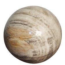 Fossil Ball Sculpture